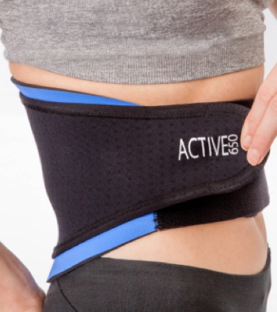 Back Brace with Stretch