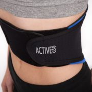 Back and Lumbar Support Brace