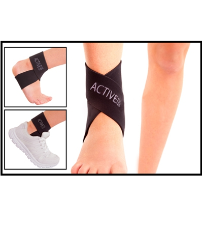 Ankle and Plantar Faciitis Pain Management