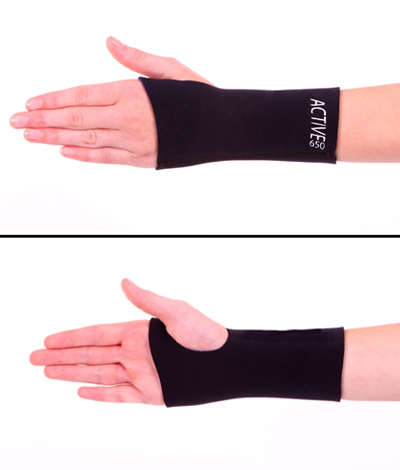 Wrist and Hand Support for RSI