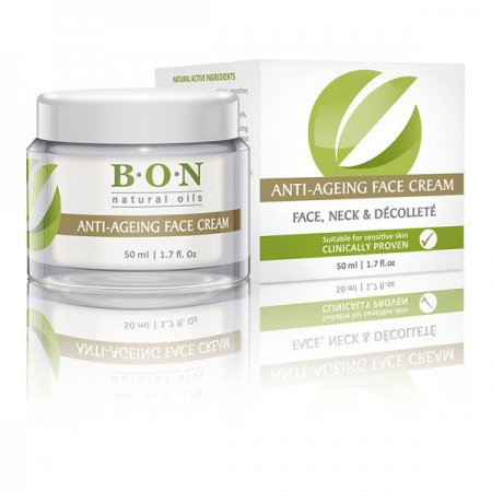Anti-Aging Face Cream Treatment